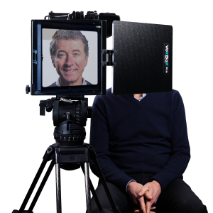 The new Vox Box Pro available for rent in San Francisco from Neil Tanner Teleprompting.